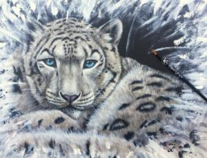Snow Leopard - Reproduction